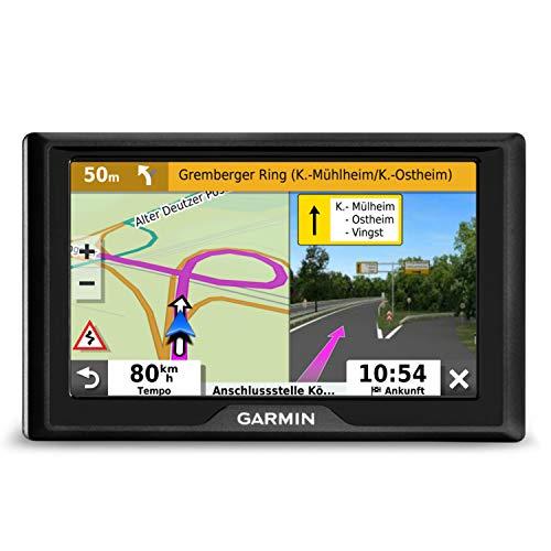 Garmin Drive 52 EU Navi - Europakarten, 5 Zoll-Display, Sicherheitspaket, Parkplatzsuche, TripAdvisor POIs