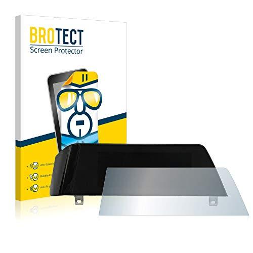BROTECT Schutzfolie kompatibel mit BMW 3 G21 2020 Infotainment System (Trapez) klare Bildschirmschutz-Folie