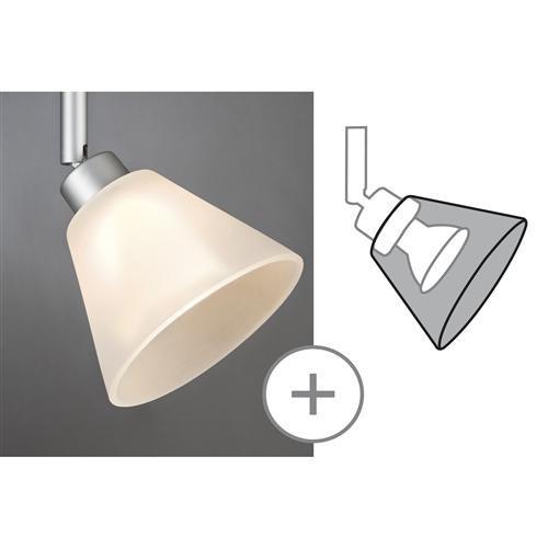 Paulmann 60012 Lampenschirm, weiß