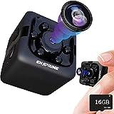 Spy Hidden Camera Nanny Cam - Mini Wireless Cop Cam Action Cameras for...