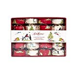 Cath Kidston Beauty Festive Party Animals Christmas Party Crackers Set