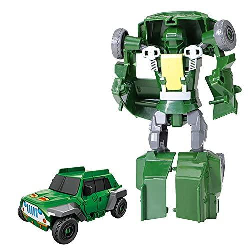 WUMOFIF Transform Robot Car 5 in 1 RC...