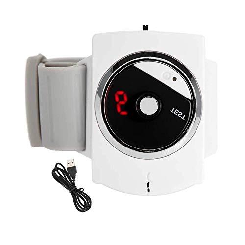 Reloj de Pulsera antirronquidos Sleep Connection, Pulsera con tapón de ronquido USB Infrarrojos con Sensor de biorretroalimentación y Pantalla a Color