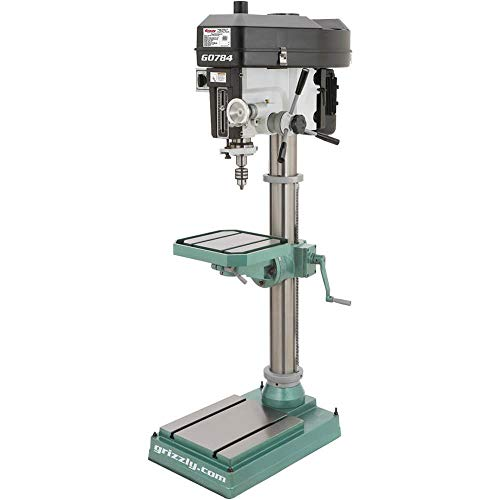 For Sale! Grizzly Industrial G0784-15 Heavy-Duty Floor Drill Press