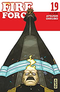 Fire Force Edition simple Tome 19