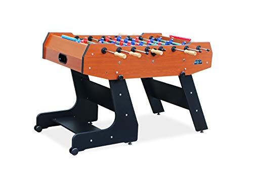 KICK Majesty 55″ in Folding Foosball Table