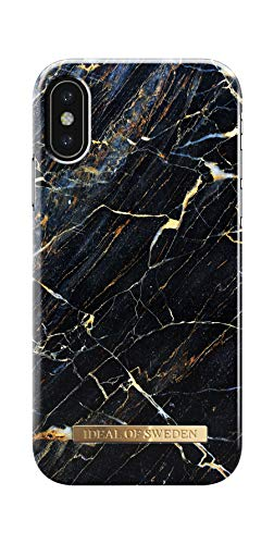 iDeal Of Sweden Handyhülle für iPhone XS & X (Port Laurent Marble)