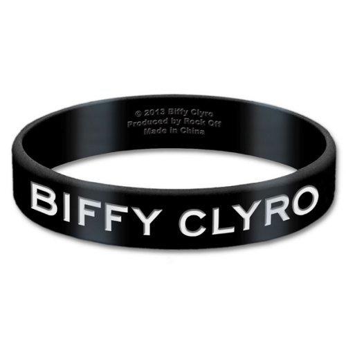 Biffy Clyro Logo Gummy Band