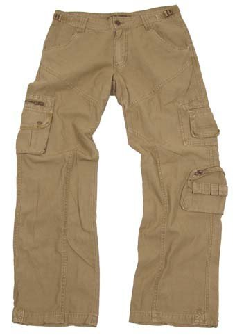 Tucuman Aventura - Pantalons Vintage Multi-Poches