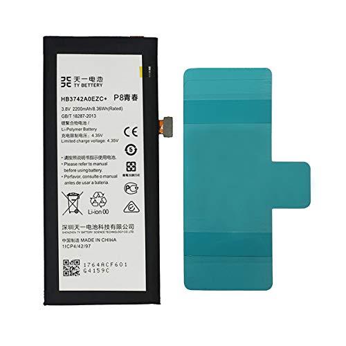 [TY BETTERY] Batteria compatibile con HB3742A0EZC+ Huawei P8 LITE