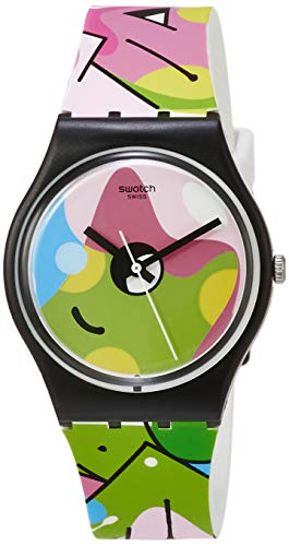 Swatch UHR UNISEX IMAGE OF GRAFFITI-REF. GB317