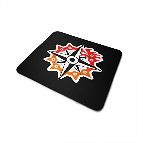 Mouse Pad Antiderrapante The Seven Deadly Sins Logo