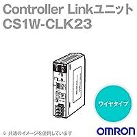 オムロン(OMRON) CS1W-CLK23 Controller Linkユニット (ワイヤタイプ) (シールド付ツイストペア線) NN