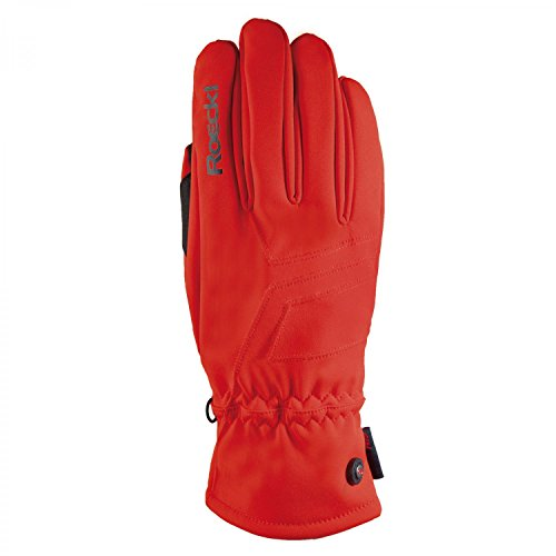 Roeckl Herren Kuka Handschuhe, schwarz, 6.5