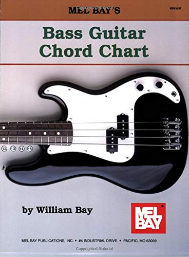 Bass Guitar Chord Chart