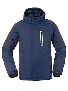 Ultrasport Veste de ski Ischgl pour homme Bleu bleu marine l (B00565XKFQ)   Amazon price tracker / tracking, Amazon price history charts, Amazon price watches, Amazon price drop alerts