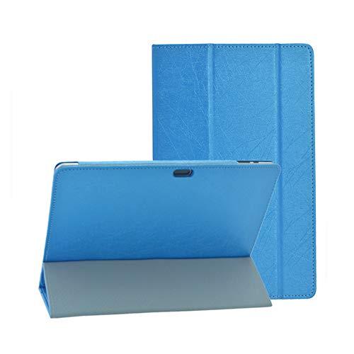 Zshion Funda para tablet Jumper Ezpad 6 Pro /6S Pro 11.6, PU cuero plegable soporte Flip Case Cover para Jumper Ezpad 6 Pro /6S Pro (azul)