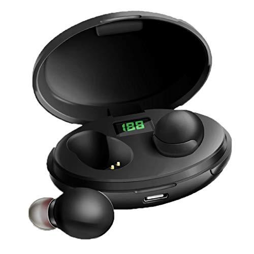 Business Car Sports - Auriculares inalámbricos con Bluetooth 5.0 Auriculares