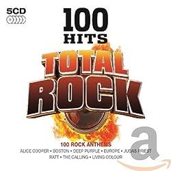 100 Hits-Total Rock (5 CD)