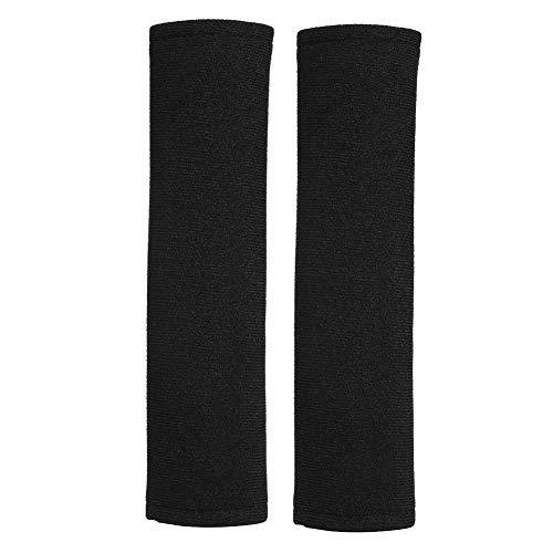 2 fundas protectoras para cinturón de seguridad de coche, para adultos y niños, útil para el hombro para mochilas