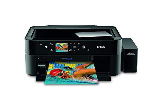 Epson Multifuncional Fotográfico Ecotank L850 , tanque de tinta a color para Foto, USB/ Tarjeta SD/...