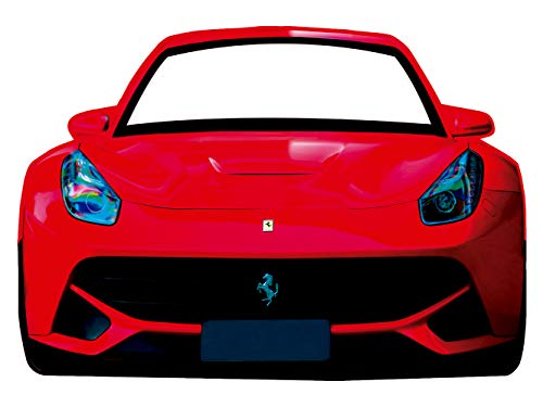 Photocall Ferrari   1,99 m x 1,38 m   Photocall Ideal para Fiestas   Photocall Original