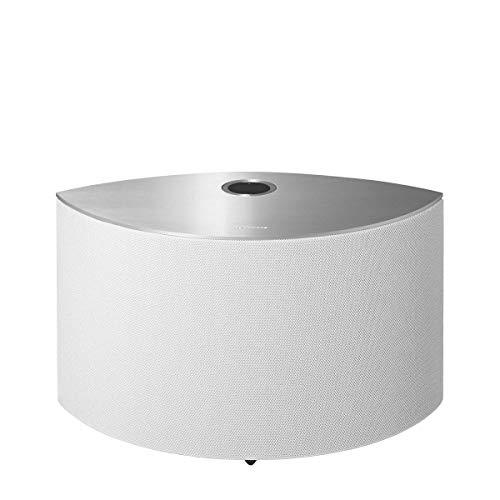 Technics SC-C50 Premium WLAN Lautsprecher (wireless Speaker mit Bluetooth für Audio-Streaming) weiß