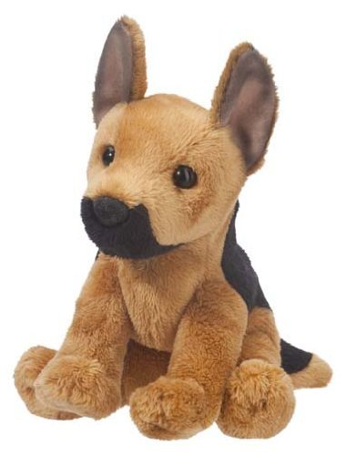Cuddle Toys 1559Prince GERMAN SHEPHERD Deutscher Schäferhund Hund Kuscheltier Plüschtier Stofftier Plüsch Spielzeug