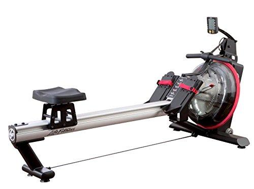 Row GX Trainer Life Fitness Aparato de remo Expositor - Polar FT1 Pulsómetro