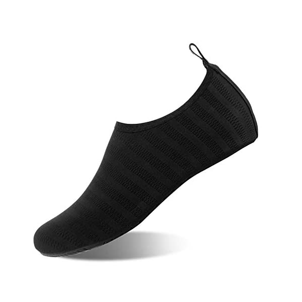 Water Shoes Mens Womens Outdoor Swim Barefoot Socks Skin Shoes for Beach Running Snorkeling Surfing Diving Yoga Exercise