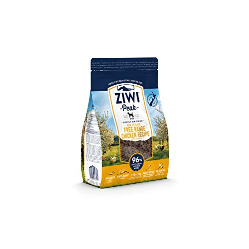 Ziwi | Air Dried Dog Food Free-Range Chicken | 1 kg