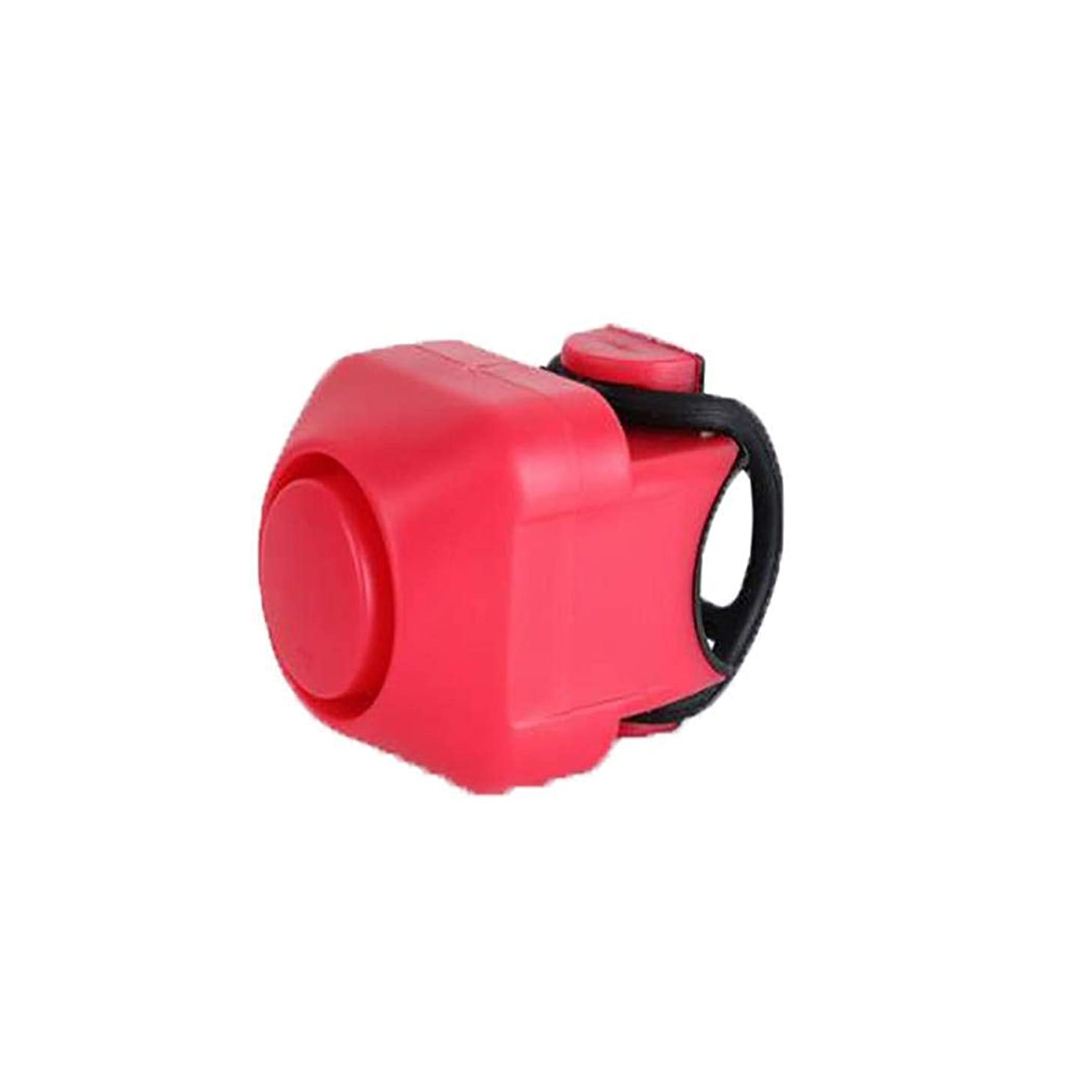Youandmes Mini Cute Plastic Electric Bell Bike Handlebar Bell Bicycle Accessories Bike Bells