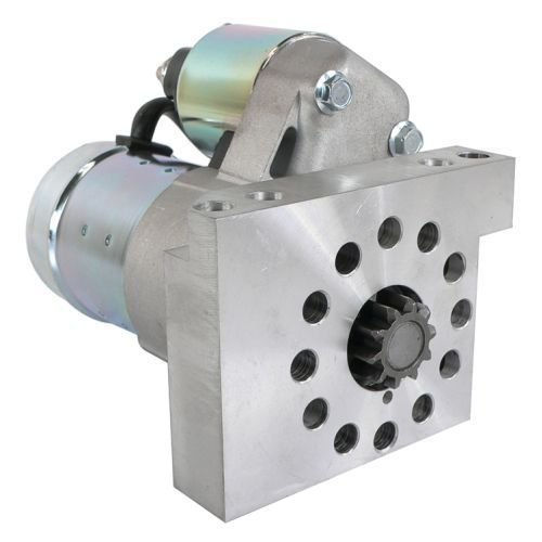 NEW SBC BBC SMALL & BIG BLOCK CHEVY MINI STARTER 305 350 454 19695