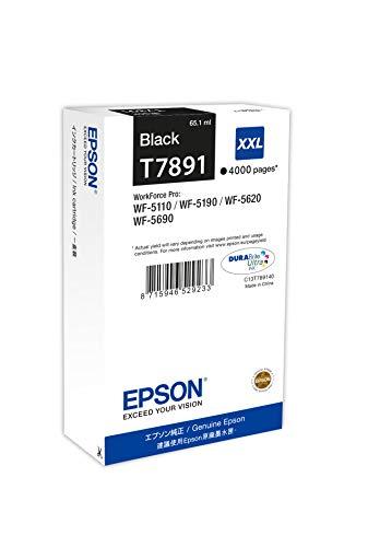 Epson C13T789140 Cartuccia d'Inchiostro, con Amazon Dash Replenishment Ready