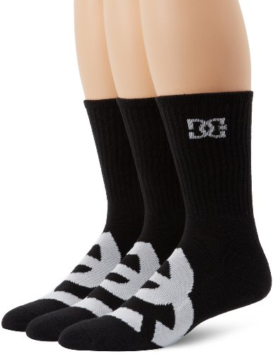 DC Shoes Herren Socken Willis, Black, L