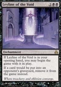 Magic: the Gathering - Leyline of The Void - Guildpact - Foil