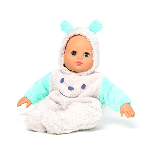 "Madame Alexander 14"" Babble Baby Bear, Multi"
