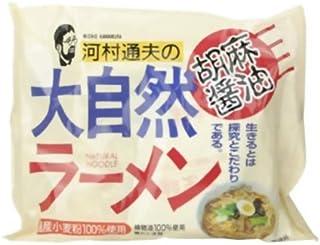 杉食 河村道夫の大自然ラーメン(胡麻醤油) 87g