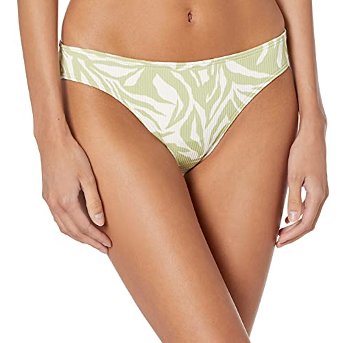 Billabong Damen Lowrider Bottom Bikini-Unterteile, Jungle Town Kaktus, Small