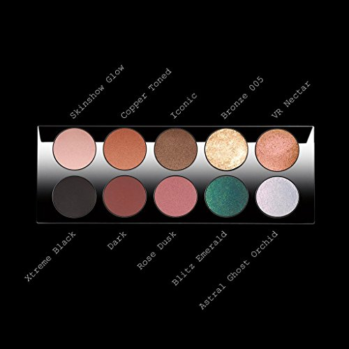 Pat Mcgrath Mothership II: Subliminal palette di ombretti