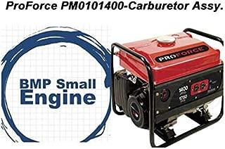 BMotorParts Carburetor Carb Assy. for Powermate Proforce PM0101400 1400 1750 Watts Generator