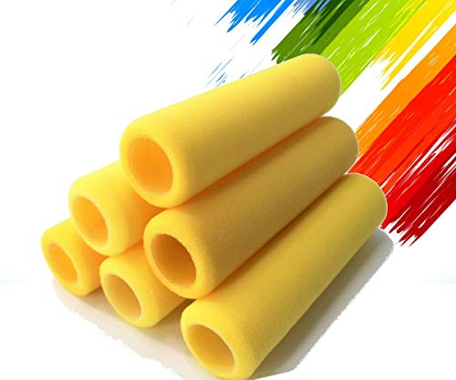 """PANCLUB Foam Paint Roller Covers 9 inch 