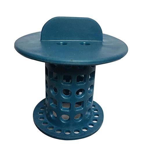 RANJN paddenstoelvorm keuken silicone anti-blokkering bodemafvoerschroef, badkamer badkuip bad filter wastafel waterfilter