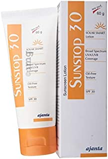 Sunstop Spf 30 Sunscreen Lotion from BELLEZZA
