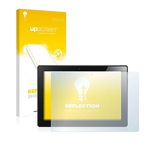 upscreen Entspiegelungs-Schutzfolie kompatibel mit Lenovo IdeaPad Miix 310 – Anti-Reflex Bildschirmschutz-Folie Matt