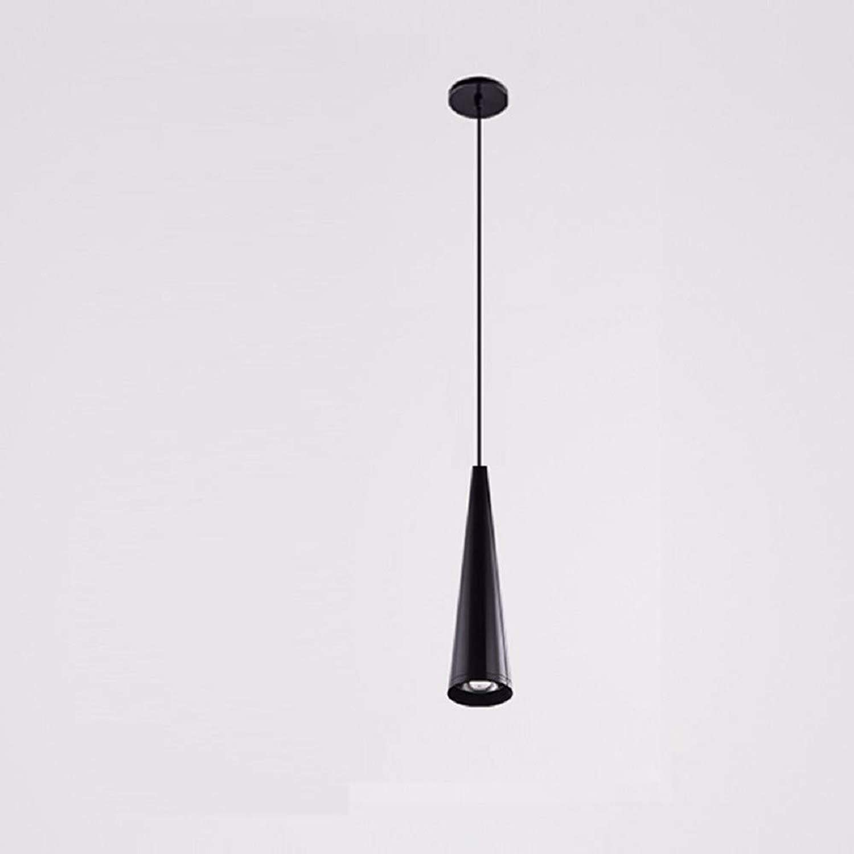 AI DENG LED hngen gerade COB Scheinwerfer Lampe Langen Kegel Kronleuchter bar tischlampe Restaurant pendelleuchte kreative Droplight Dekoration