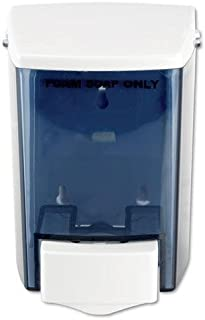 IMP Encore Foam-eeze Bulk Foam Soap Dispenser, White, See Thru, 900 ml (9335)