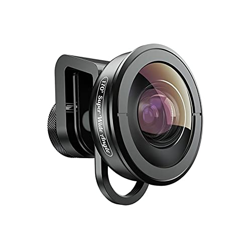 CXSD Lente externa del teléfono móvil de alta definición, lente gran angular de 170°, tomar fotos de viaje del paisaje