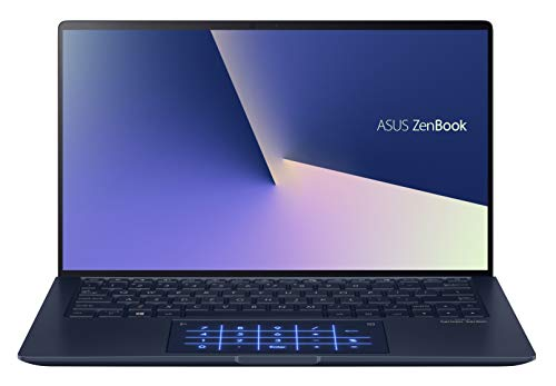 ASUS ZenBook 13 UX333FA-A5821TS Intel Core i5 10th Gen 13.3-inch FHD Thin & Light Laptop (8GB RAM/512GB PCIe SSD/Windows 10/MS-Office 2019/Integrated Graphics/1.27 Kg), Royal Blue