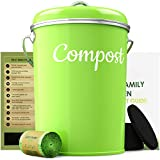 300 Litre Garden Compost Bin, Composter Bin Flat Pack - Made In Europe